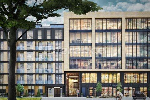 Продажа квартиры в Стамбуле, Турция 1+1, 63м2, №3085 – фото 18