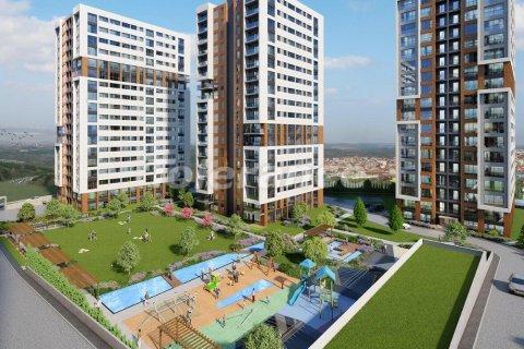 Продажа квартиры в Стамбуле, Турция 2+1, 98м2, №4429 – фото 12