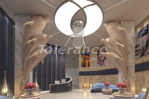 Продажа квартиры в Махмутларе, Анталья, Турция 1+1, №3296 – фото 11