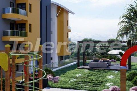 Продажа квартиры в Аланье, Анталья, Турция 1+1, №3254 – фото 13