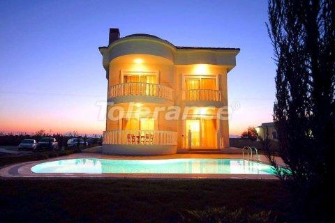 Продажа виллы в Белеке, Анталья, Турция 5+1, 120м2, №3812 – фото 12