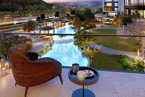 Продажа квартиры в Стамбуле, Турция студия, 31м2, №2948 – фото 13