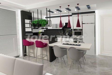 Продажа квартиры в Махмутларе, Анталья, Турция 1+1, №3083 – фото 16