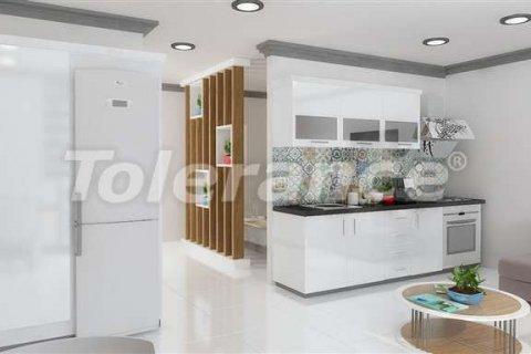Продажа квартиры в Аланье, Анталья, Турция 3+1, 38м2, №3840 – фото 13