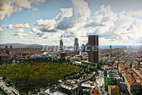 Продажа квартиры в Стамбуле, Турция 2+1, 73м2, №3759 – фото 4