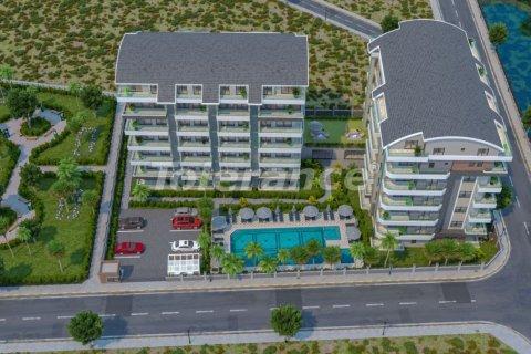 Продажа квартиры в Аланье, Анталья, Турция 2+1, №3093 – фото 13