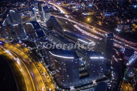 Продажа квартиры в Стамбуле, Турция студия, 39м2, №3179 – фото 17