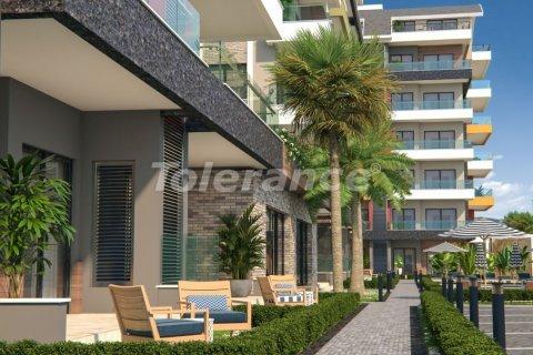 Продажа квартиры в Аланье, Анталья, Турция 1+1, №3097 – фото 11
