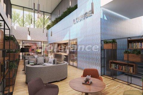 Продажа квартиры в Стамбуле, Турция студия, 31м2, №2948 – фото 19