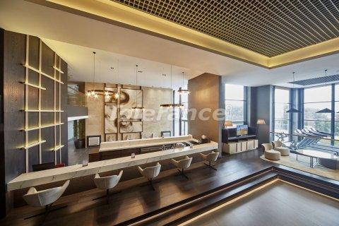 Продажа квартиры в Стамбуле, Турция 1+1, 75м2, №2950 – фото 17