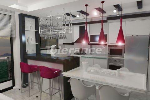 Продажа квартиры в Махмутларе, Анталья, Турция 1+1, №3083 – фото 17