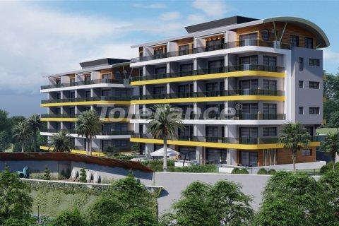 Продажа квартиры в Аланье, Анталья, Турция 1+1, №3254 – фото 11