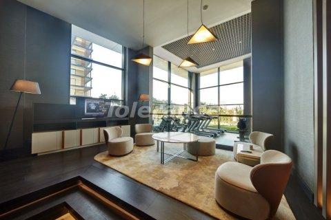 Продажа квартиры в Стамбуле, Турция 1+1, 75м2, №2950 – фото 20