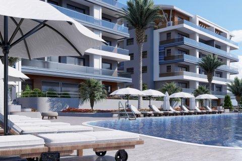 Продажа квартиры в Каргыджаке, Аланья, Анталья, Турция 1+1, 63м2, №16239 – фото 5