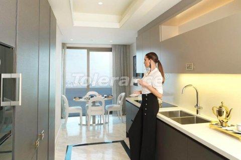 Продажа квартиры в Стамбуле, Турция 1+1, 54м2, №3218 – фото 12