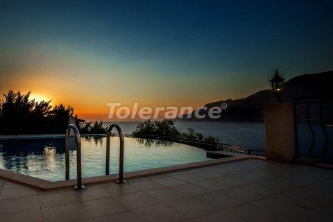 Продажа виллы в Каше, Анталья, Турция 4+1, 200м2, №3328 – фото 18