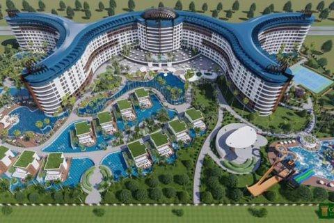 В Газипаше анонсировано строительство отельного комплекса-гиганта за 100 миллионов евро