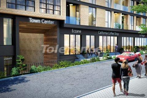 Продажа квартиры в Стамбуле, Турция 1+1, 63м2, №3085 – фото 16