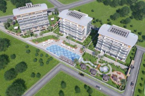 Продажа квартиры в Каргыджаке, Аланья, Анталья, Турция 1+1, 63м2, №16239 – фото 7