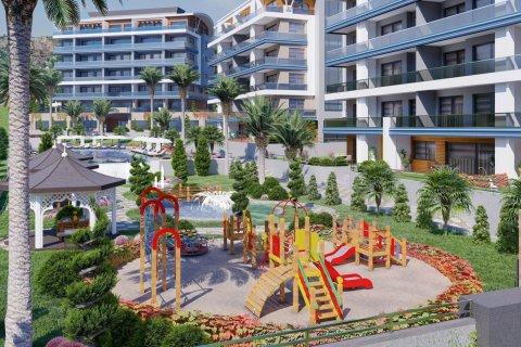 Продажа квартиры в Каргыджаке, Аланья, Анталья, Турция 1+1, 63м2, №16239 – фото 8