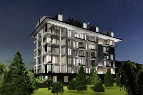 Продажа квартиры в Аланье, Анталья, Турция 1+1, 62м2, №18450 – фото 2