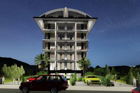 Продажа квартиры в Аланье, Анталья, Турция 1+1, 62м2, №18450 – фото 13