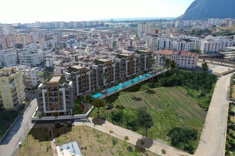 Продажа квартиры в Коньяалты, Анталья, Турция 2+1, 140м2, №17010 – фото 12