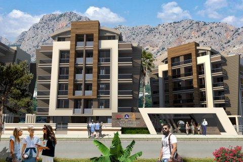 Продажа квартиры в Коньяалты, Анталья, Турция 2+1, 140м2, №17010 – фото 16
