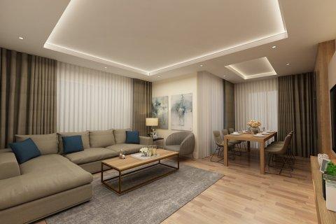 Продажа квартиры в Коньяалты, Анталья, Турция 2+1, 140м2, №17010 – фото 1