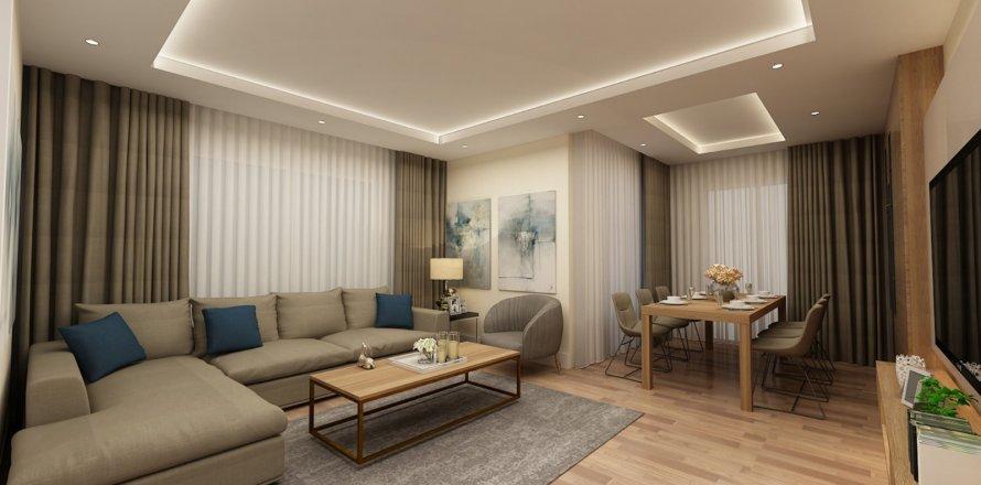 Квартира 2+1 в Коньяалты, Анталья, Турция №17010