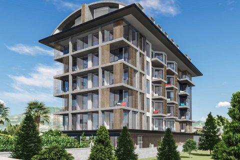 Продажа квартиры в Аланье, Анталья, Турция 1+1, 62м2, №18450 – фото 3