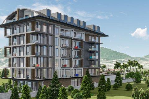 Продажа квартиры в Аланье, Анталья, Турция 1+1, 62м2, №18450 – фото 14