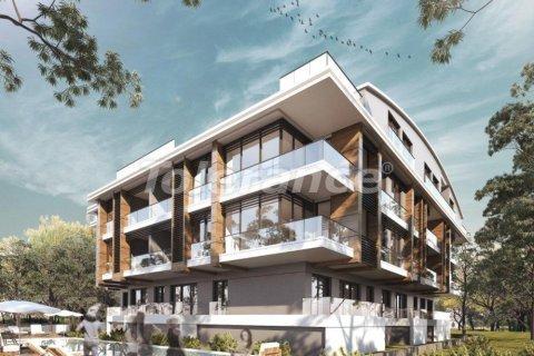 Продажа квартиры в Коньяалты, Анталья, Турция 1+1, 65м2, №13474 – фото 2