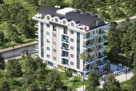 Продажа квартиры в Махмутларе, Анталья, Турция 1+1, 65м2, №18295 – фото 5