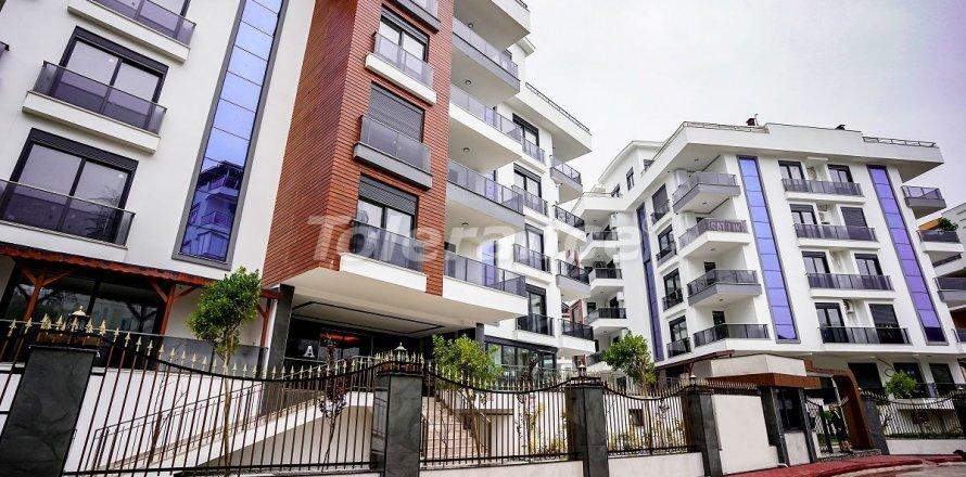 Квартира 1+1 в Коньяалты, Анталья, Турция №3001