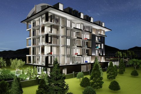 Продажа квартиры в Аланье, Анталья, Турция 1+1, 62м2, №18450 – фото 17