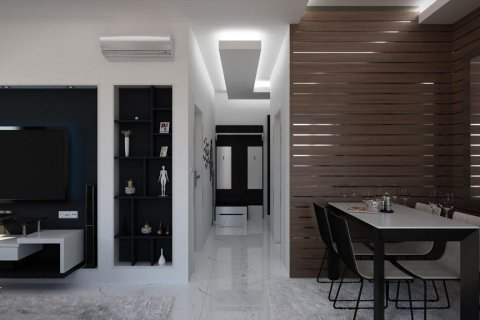 Продажа квартиры в Махмутларе, Анталья, Турция 1+1, 65м2, №18295 – фото 2
