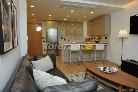 Продажа квартиры в Стамбуле, Турция студия, 71м2, №4671 – фото 11