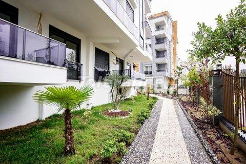 Продажа квартиры в Коньяалты, Анталья, Турция 1+1, 60м2, №3001 – фото 3