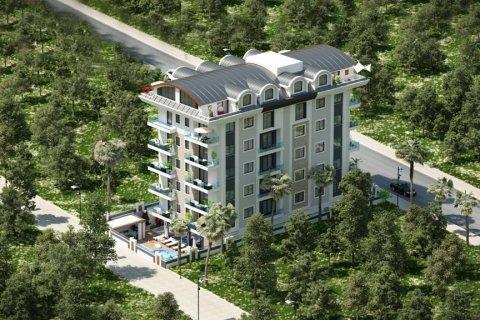 Продажа квартиры в Махмутларе, Анталья, Турция 1+1, 65м2, №18295 – фото 27