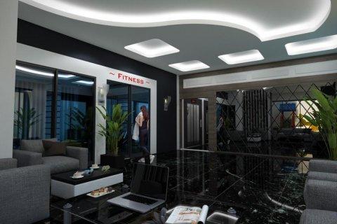 Продажа квартиры в Махмутларе, Анталья, Турция 1+1, 65м2, №18295 – фото 6