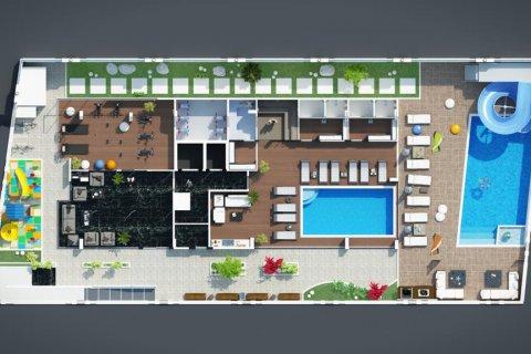 Продажа квартиры в Махмутларе, Анталья, Турция 1+1, 65м2, №18295 – фото 18