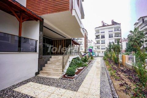 Продажа квартиры в Коньяалты, Анталья, Турция 1+1, 60м2, №3001 – фото 4