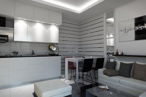 Продажа квартиры в Махмутларе, Анталья, Турция 1+1, 65м2, №18295 – фото 11