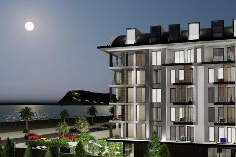 Продажа квартиры в Аланье, Анталья, Турция 1+1, 62м2, №18450 – фото 12