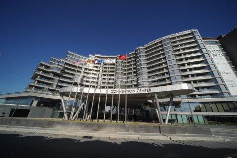 Продажа квартиры в Стамбуле, Турция студия, 71м2, №4671 – фото 4
