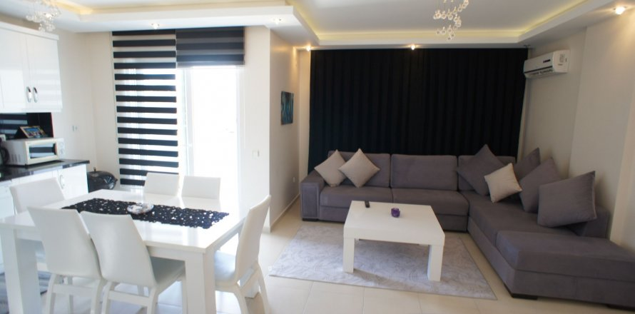 Квартира 1+1 в Кестеле, Анталья, Турция №17121