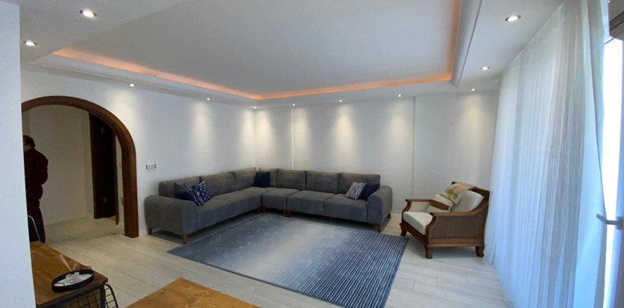 Квартира 2+1 в Махмутларе, Анталья, Турция №18292
