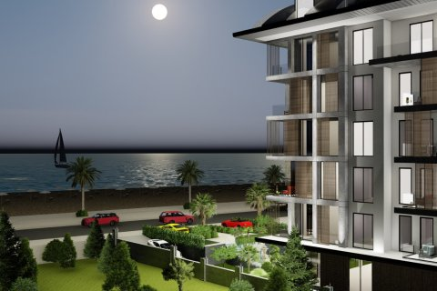 Продажа квартиры в Аланье, Анталья, Турция 1+1, 62м2, №18450 – фото 5