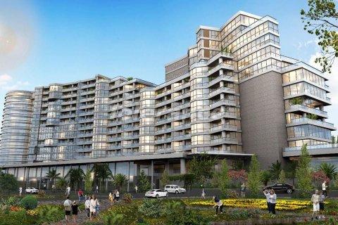 Продажа квартиры в Стамбуле, Турция студия, 71м2, №4671 – фото 1